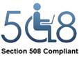 Section 508 Compliant (Logo)